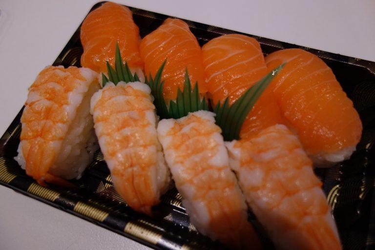 また台湾でお寿司を食べてみた~争鮮~