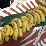 昭和の味?台湾バナナを食べる