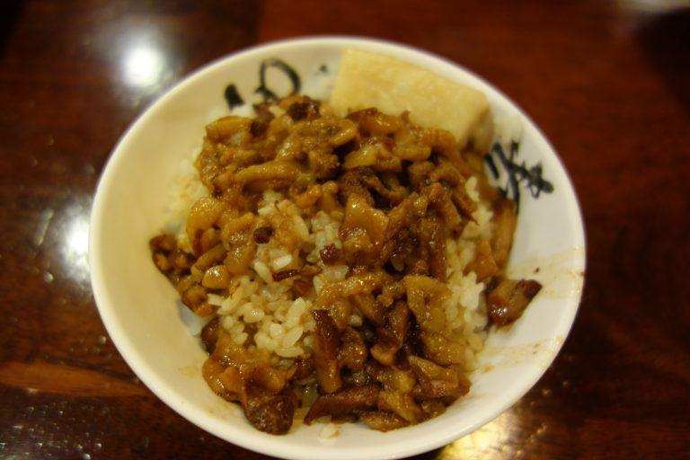 金峰魯肉飯の西門店~西門金峰~